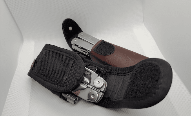 Multi-tools in sheath