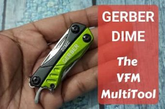 Gerber Dime Review: Is This the Best  Value-for-Money Pocket Multi-Tool?
