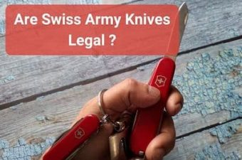 Is a Swiss Army Knife Legal to Carry in the Pocket?