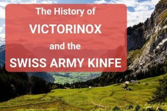 The History of Victorinox and the Swiss Army Knife